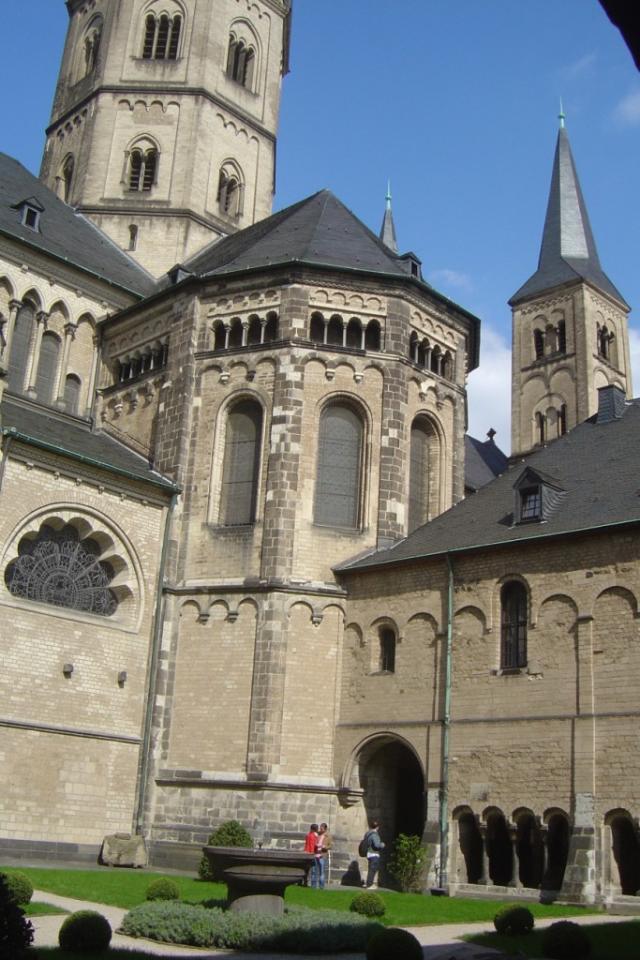 Bonn Munsterkerk